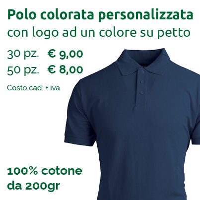 T-shirt polo felpe personalizzate